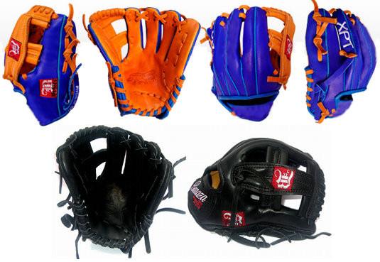 custom made baseball gloves